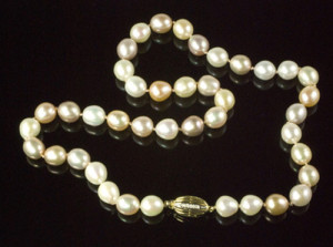 Chinese Multi-Color Freshwater Pearls