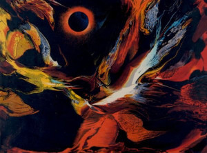 Eclipse by Leonardo Nierman