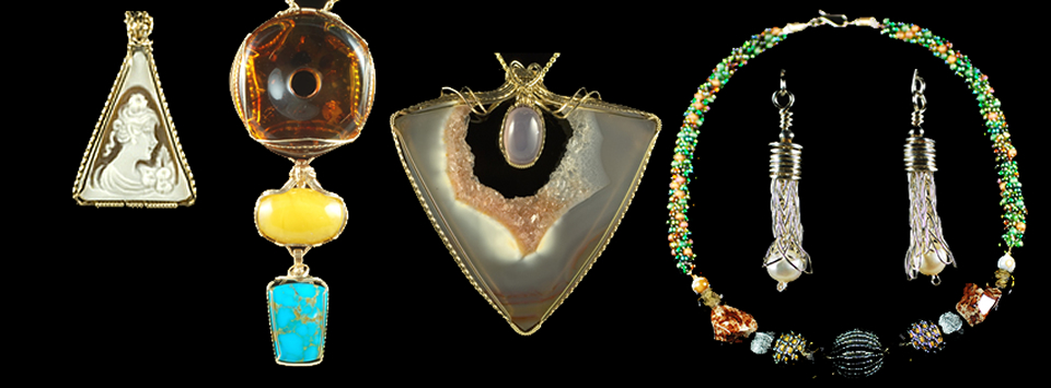 Jewelry by Ann Turpin Thayer
