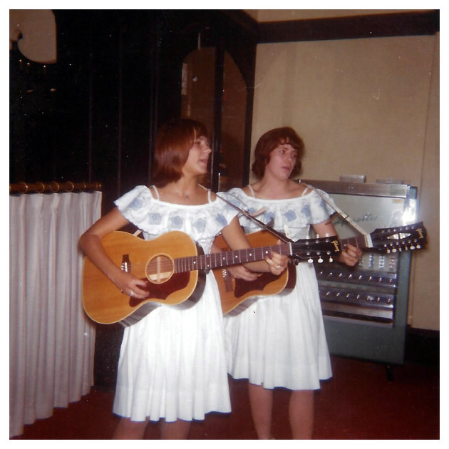 Shady Hill Singers at Goldwater Fundraiser 1964